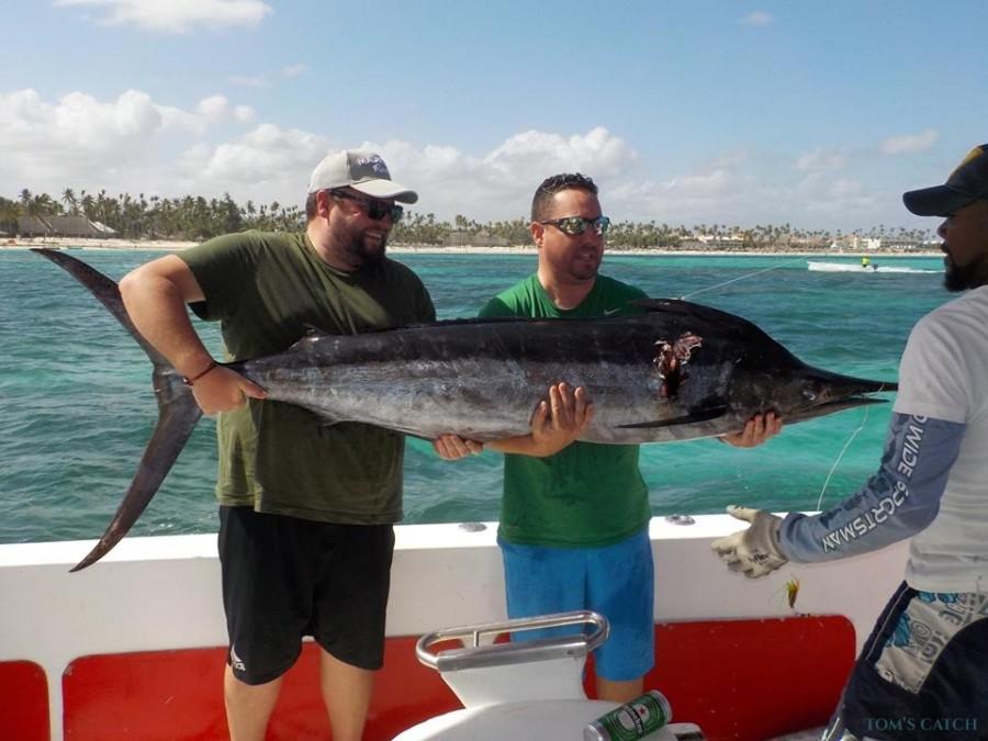 Charter de pesca Noemi