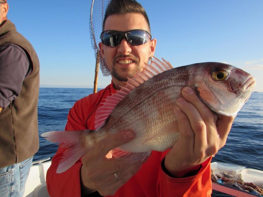 Charter de pesca Nordkapp