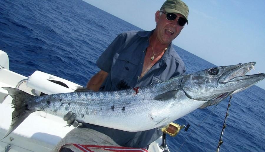 Charter de pesca Nosy Lien