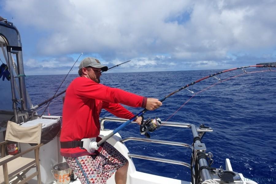 Charter de pesca OffRods Charter