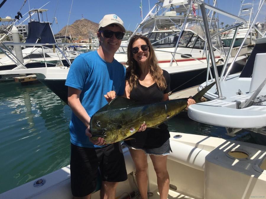 Charter de pesca Ole Ole