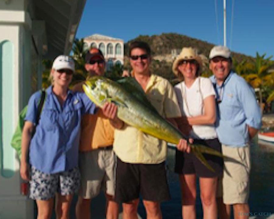 Charter de pesca Pita