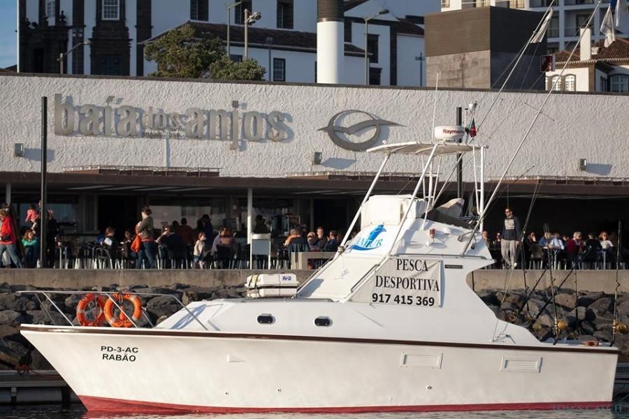Charter de pesca Rabão