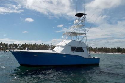 Charter de pesca Ramona