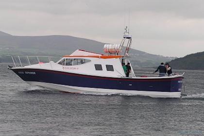 Rathmullan Irlanda pesca