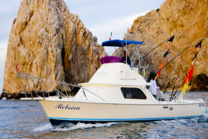 Charter de pesca Rebecca
