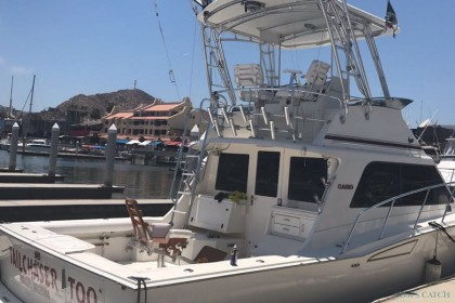 Charter de pesca Rebelde