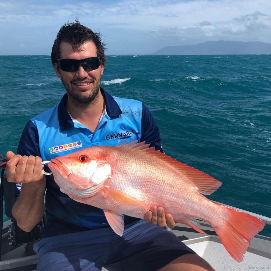 Charter de pesca Reel Escape