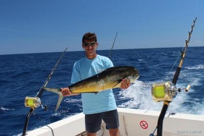 Charter de pesca Reel Time