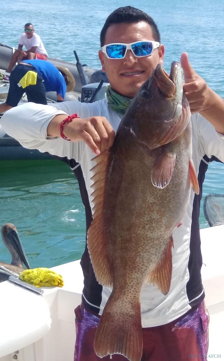 Charter de pesca Renatalia