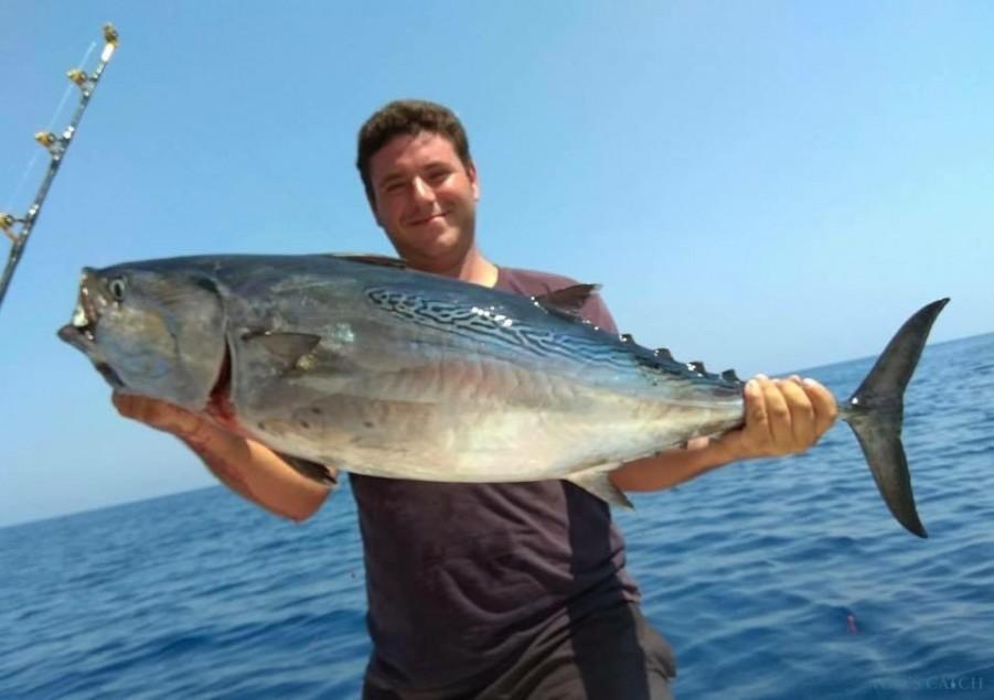 Charter de pesca Renate