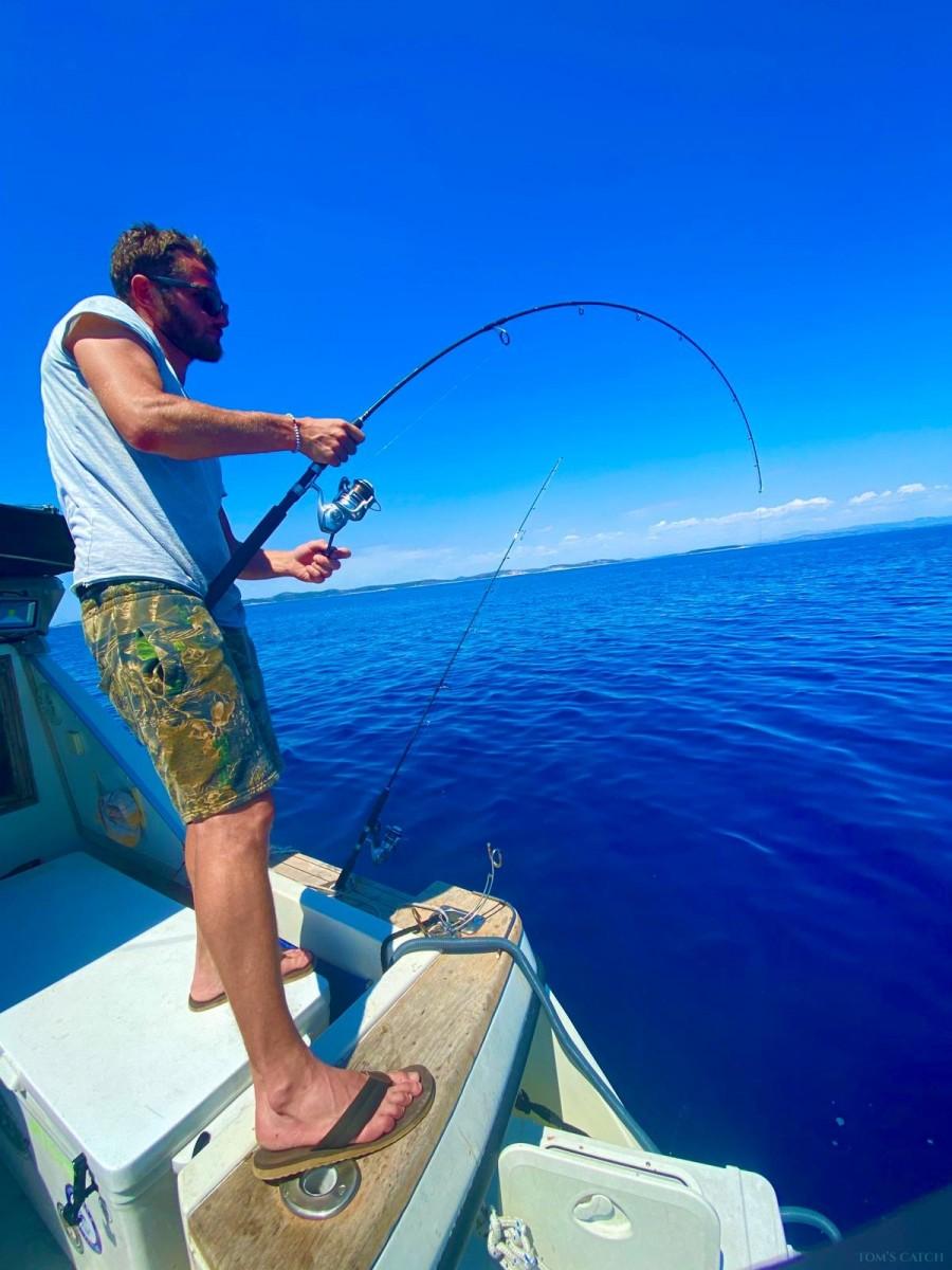 Charter de pesca Rib 8 Seapro