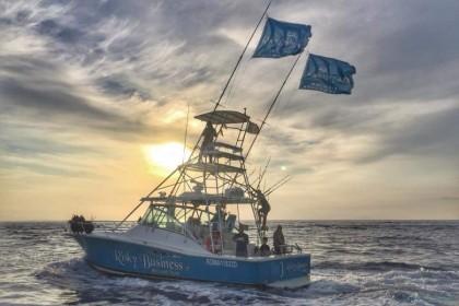 Charter de pesca Risky Business