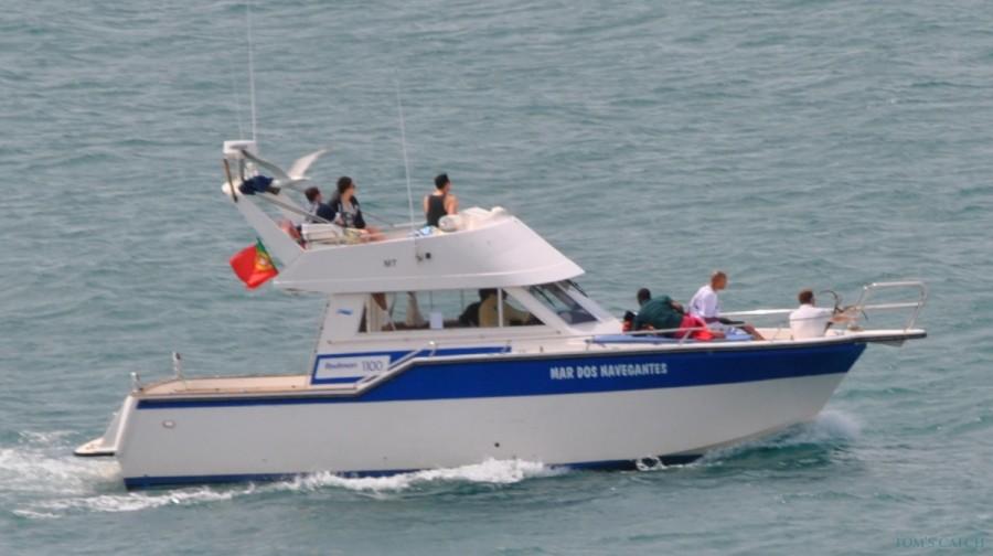 Charter de pesca Rodman 1100