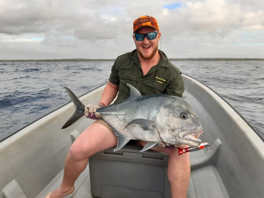 Charter de pesca Saba Saba