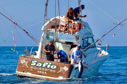 Safio Tavira pesca