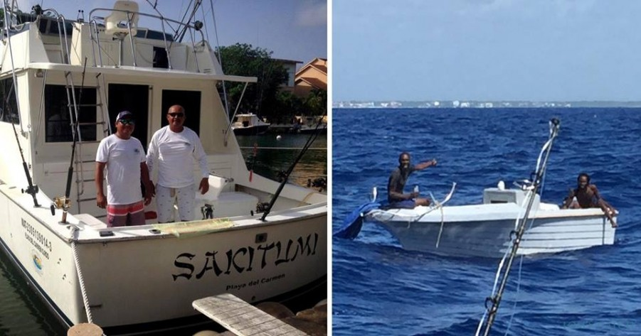 Charter de pesca Sakitumi
