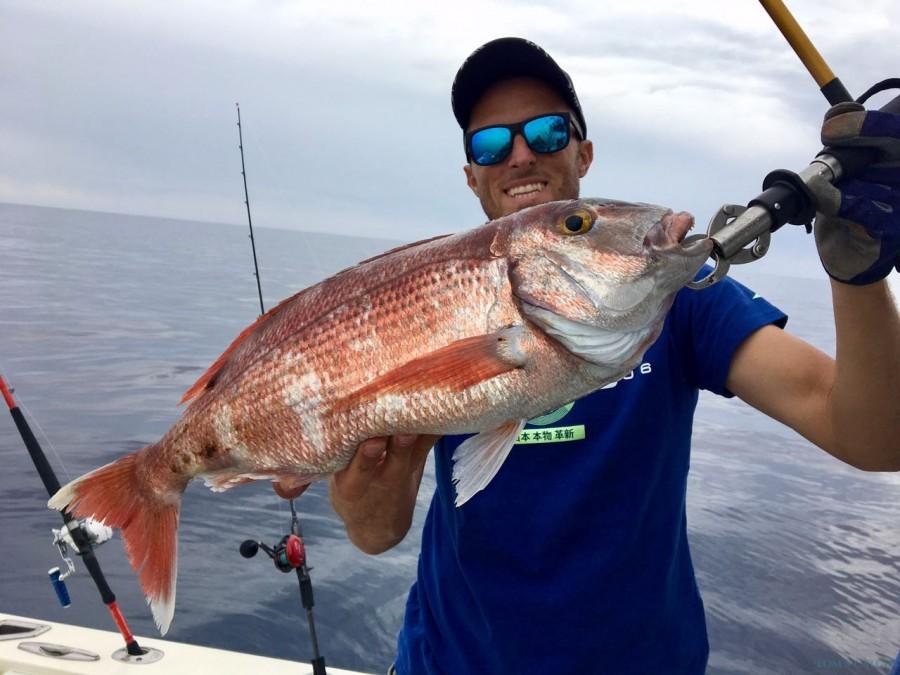 Charter de pesca Sampei I