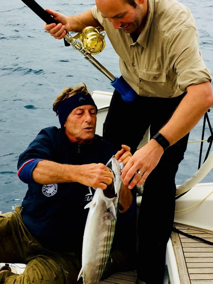 Charter de pesca Sanganeb