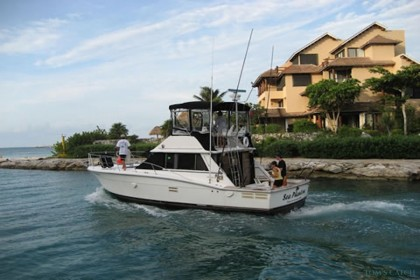 Charter de pesca Sea Phantom