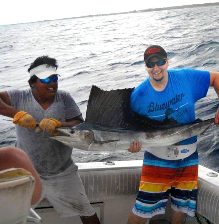 Charter de pesca Sea Phantom