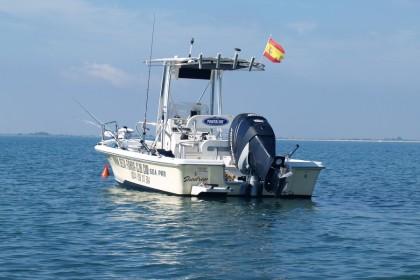 Charter de pesca Sea Pro