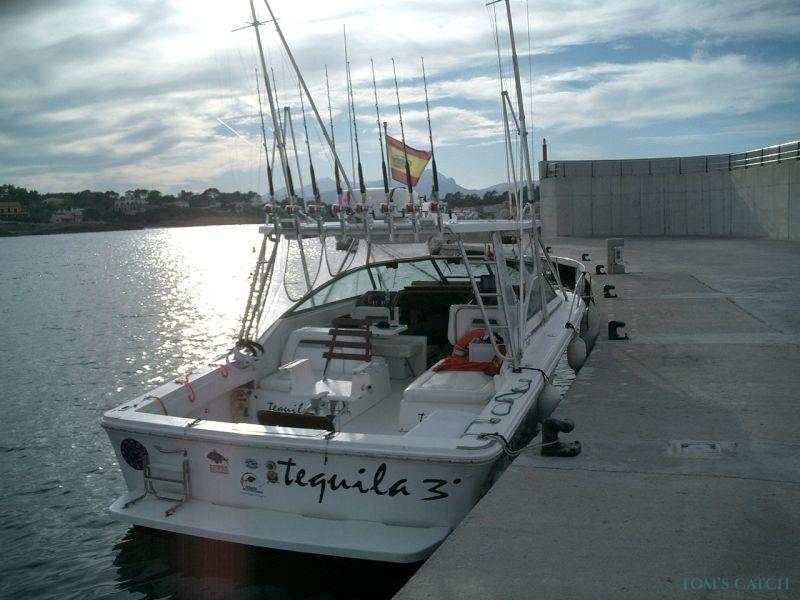Charter de pesca Sea Ray