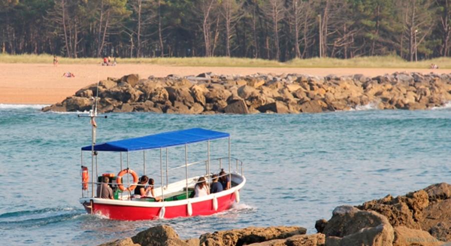 Zona de pesca Asturias