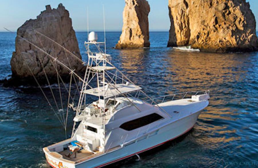 Charter de pesca Shambala