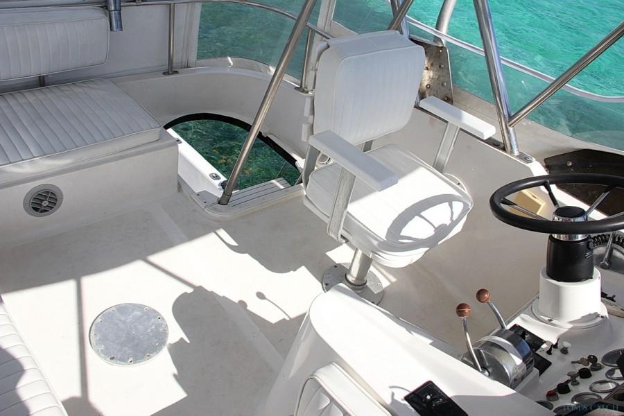 Charter de pesca Sherlock II