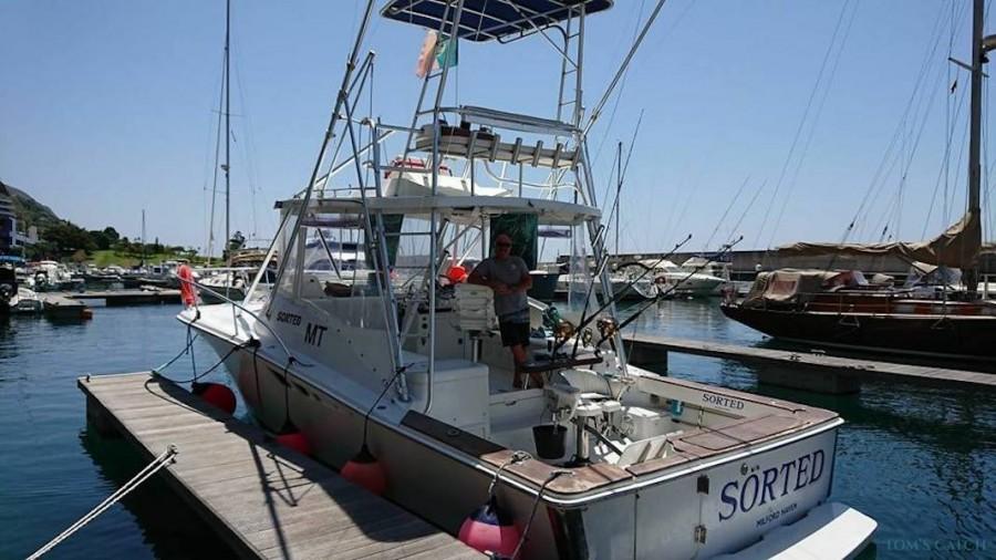 Charter de pesca Sorted