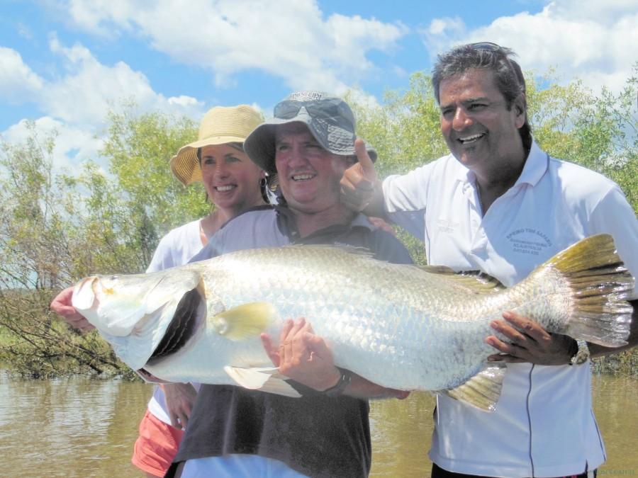 Charter de pesca Spring Tide Safaris