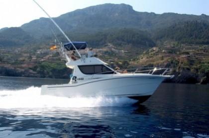 Squitx Mallorca pesca