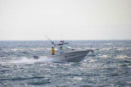 Striker 23 Panamá pesca