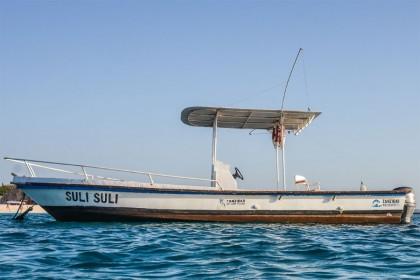 Suli Suli Zanzíbar pesca