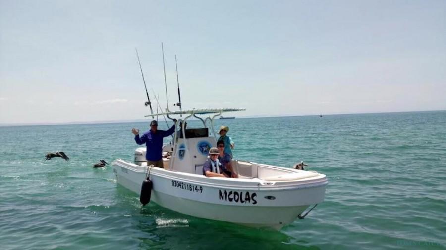 Charter de pesca Super Panga I