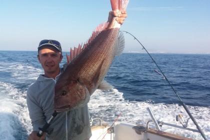 Tangier Boat Fishing Tánger pesca