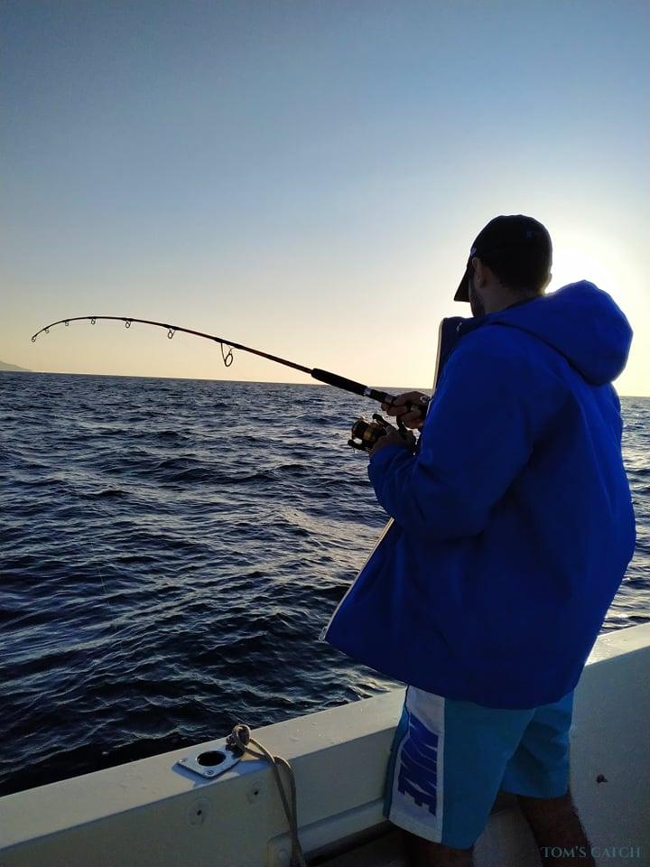 Charter de pesca Tangier Boat Fishing