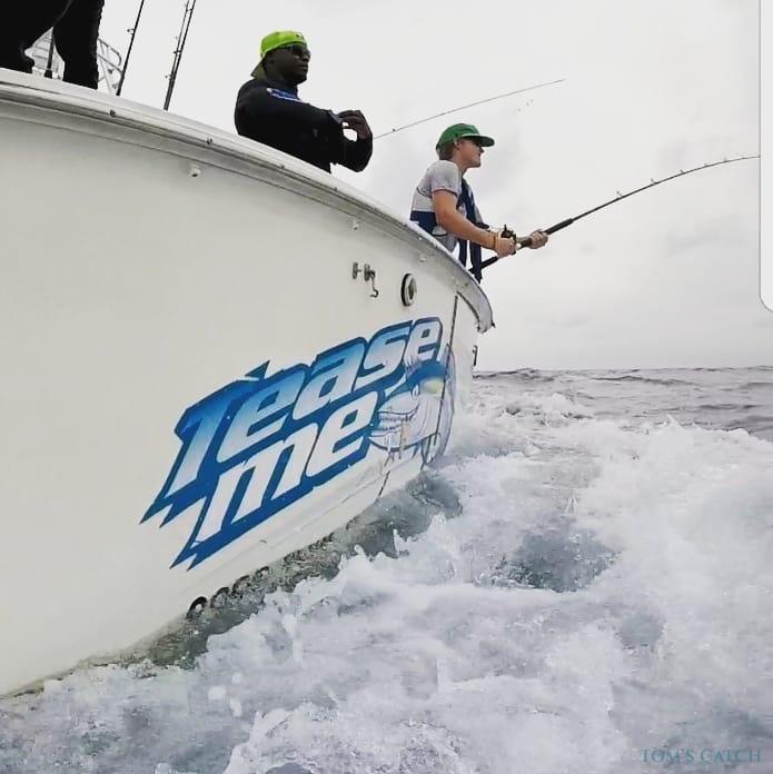 Charter de pesca Tease Me Sportfishing