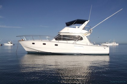 Charter de pesca Thalassa