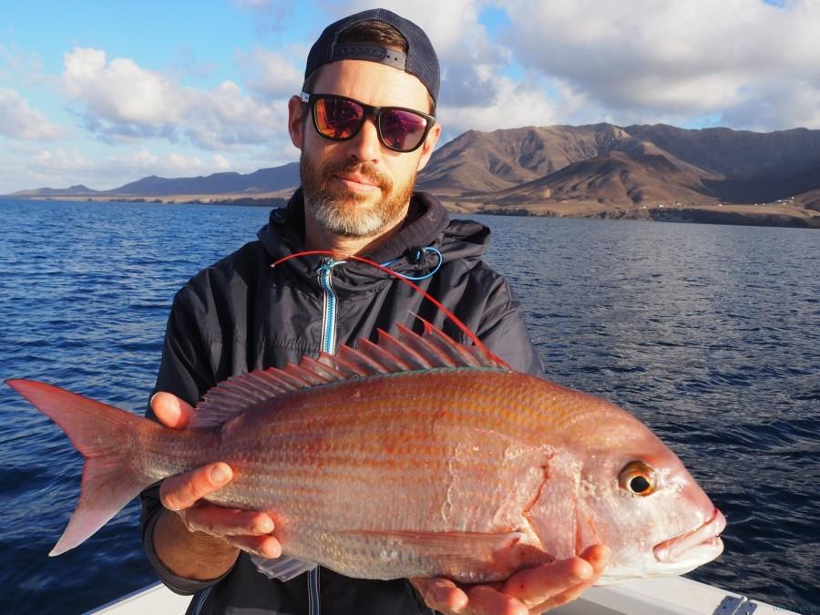 Charter de pesca The Fins