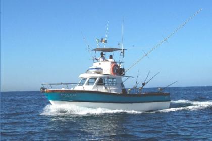 Charter de pesca The Lara Jade