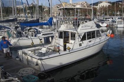 Charter de pesca The Margarita