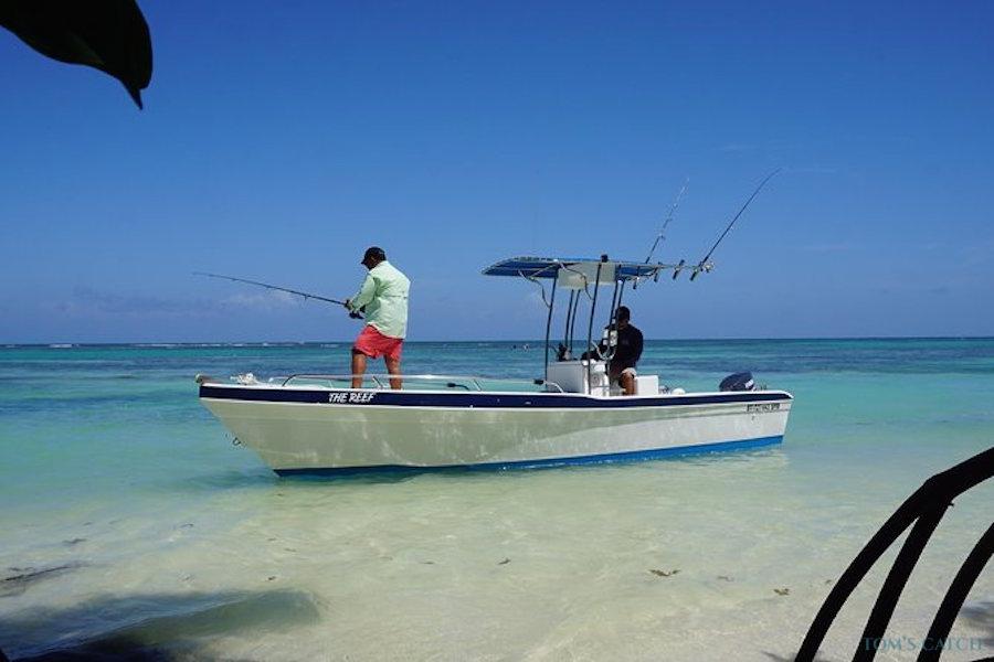 Charter de pesca The Reef