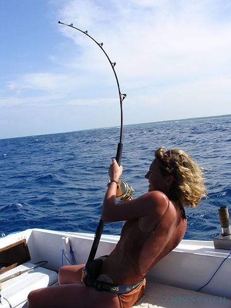 Charter de pesca Timimi
