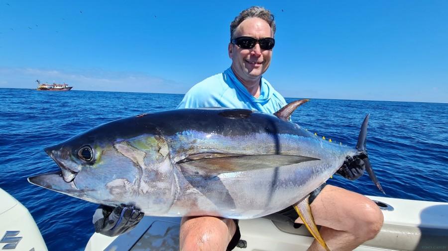 Charter de pesca Top Cat