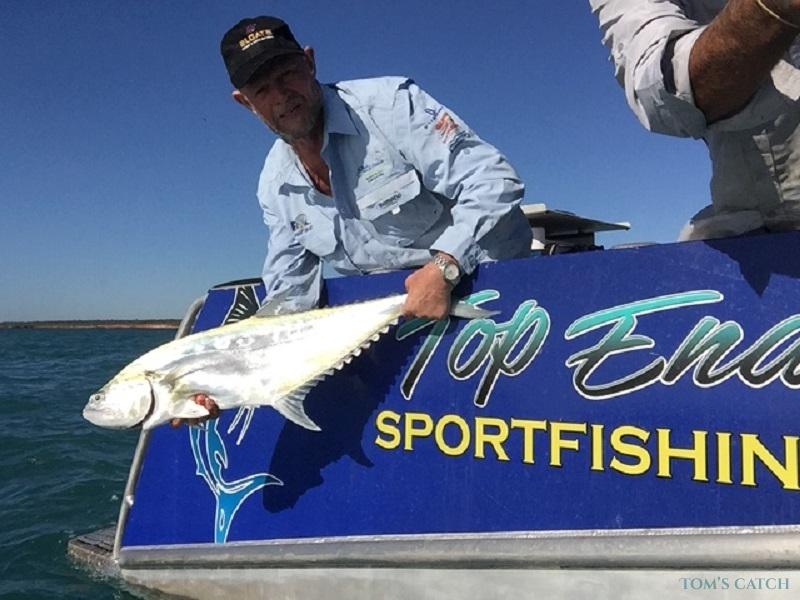 Charter de pesca TOP END SPORTFISHING