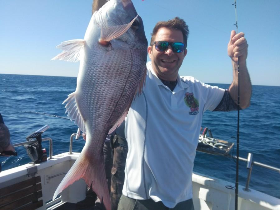 Charter de pesca Top Gear Fishing Charters