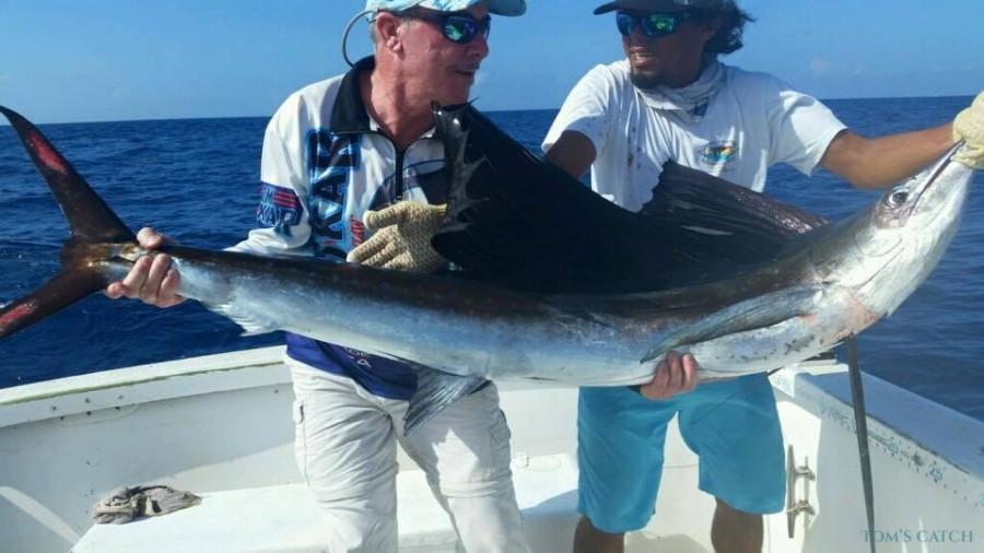 Charter de pesca Top Gun