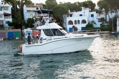 Charter de pesca Torn